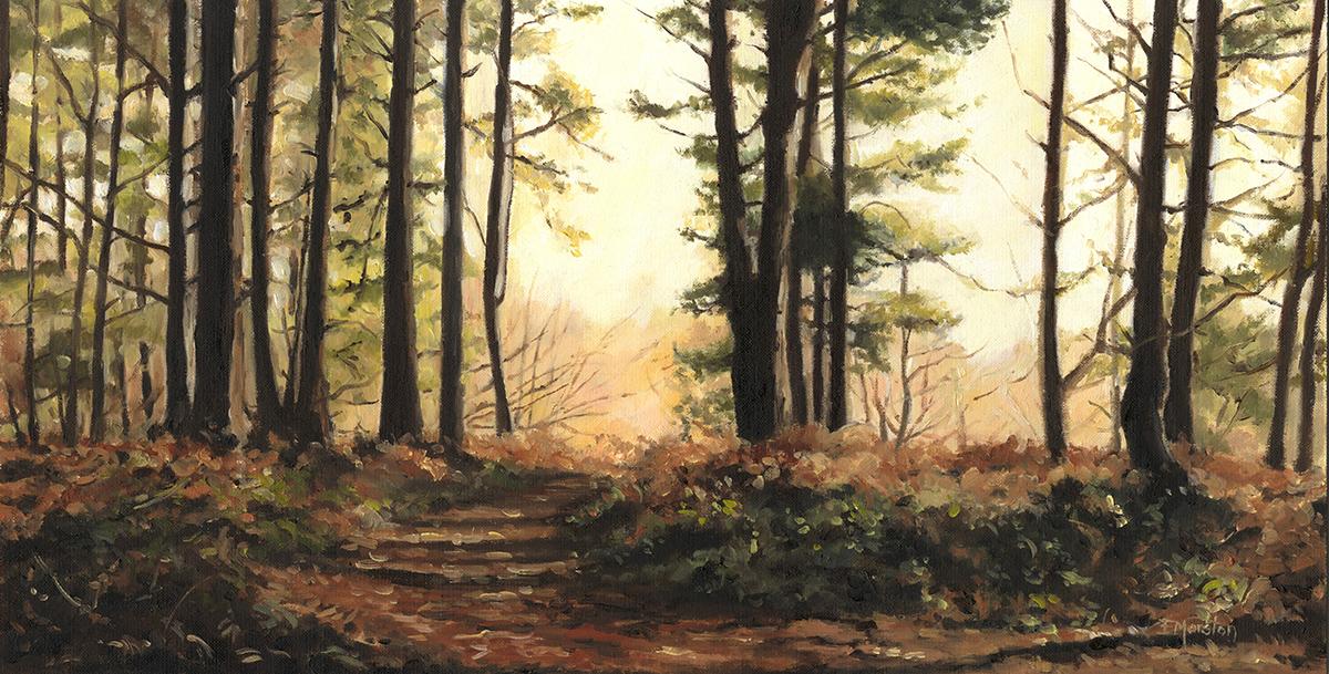1.0-Autumn wood