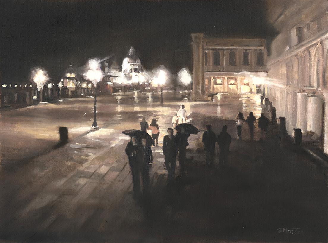 1.0-Venice at night