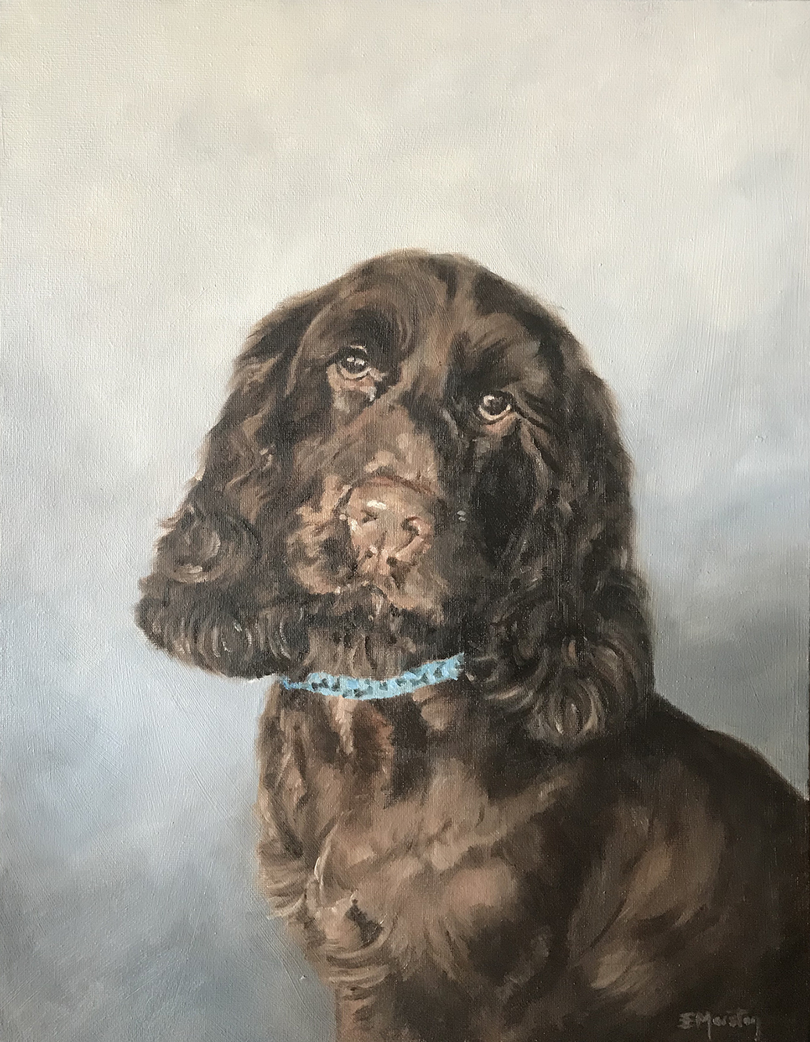Commission Cocker Spaniel
