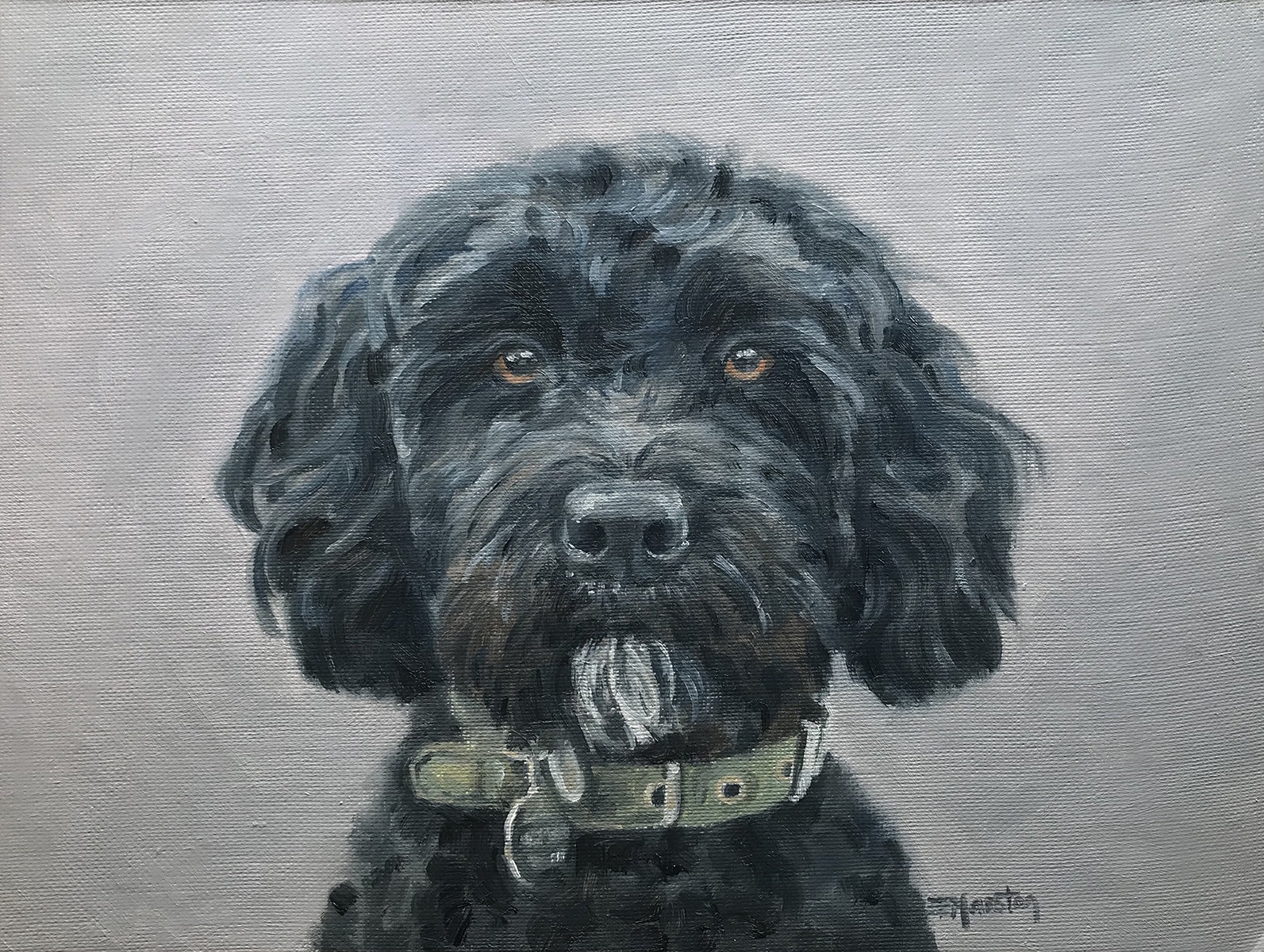 Commission Dog