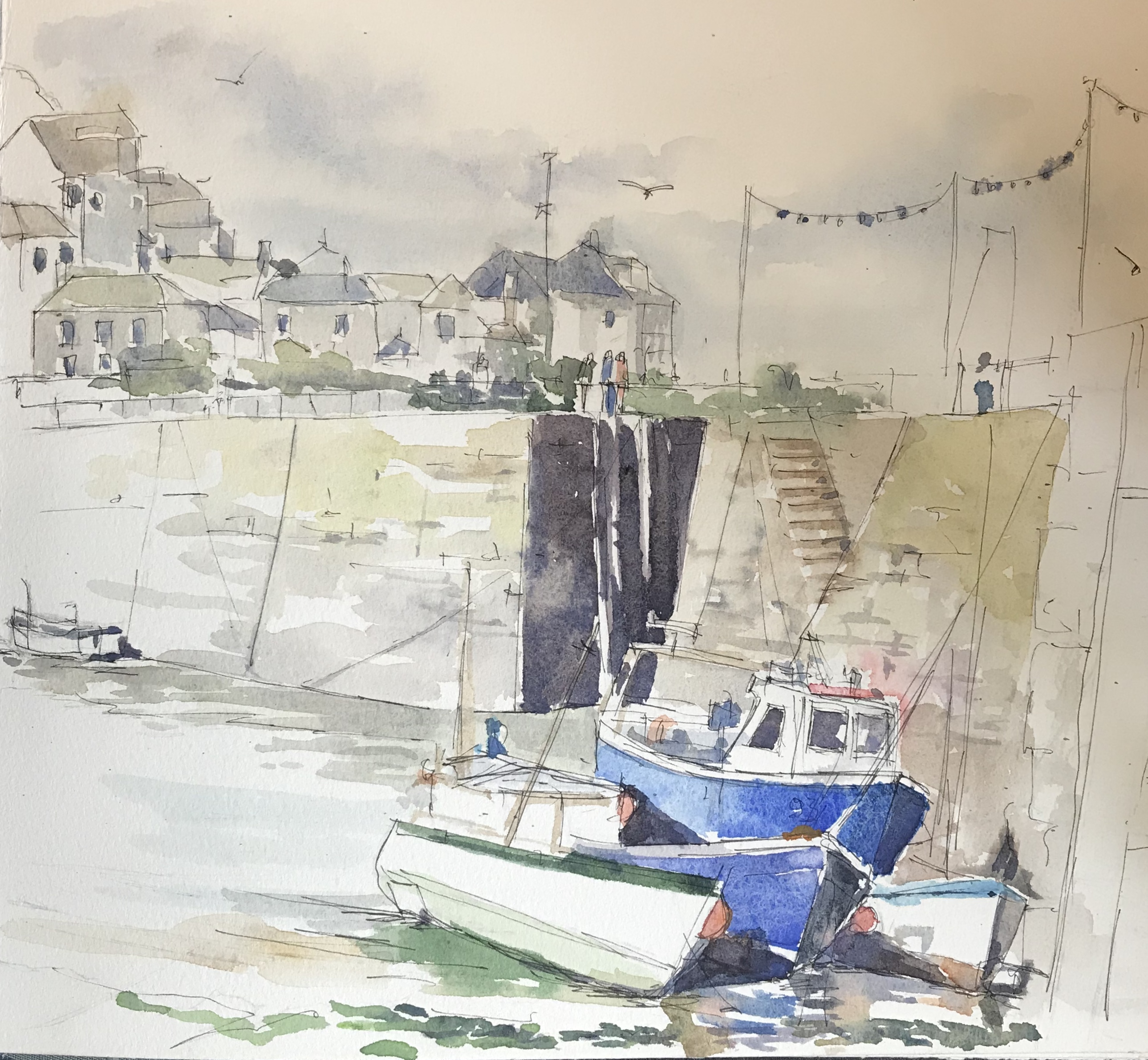 Sketchbook Mousehole