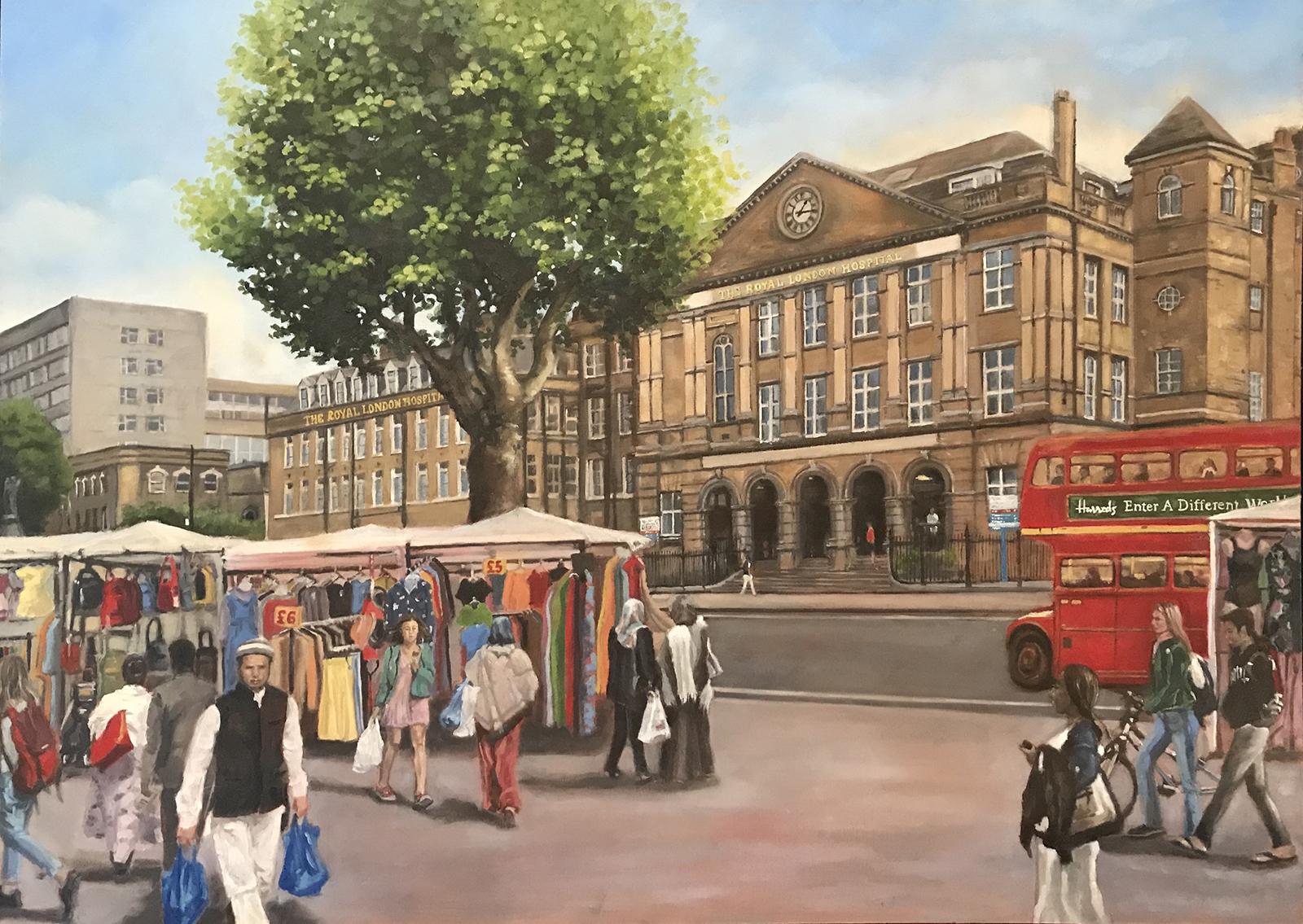 Whitechapel Commission