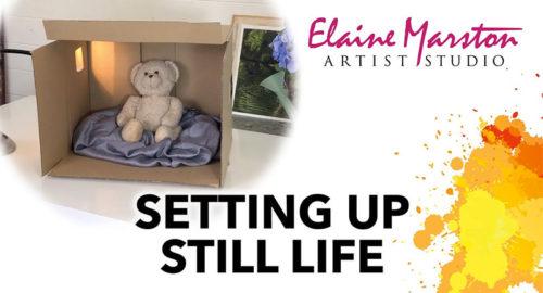 setting-up-still-life